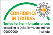 Confidence in Textiles : Øko-Tex 100 : Grønt Skift