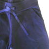 Navy joggebukse sidelomme