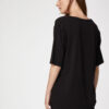 wst4082-black-thought-plain-short-sleeve-womens-bamboo-top-2