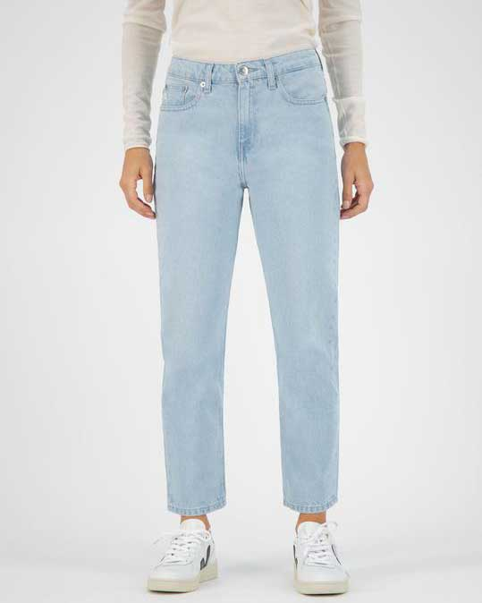 Mud Jeans – Cropped Mimi – Sun Stone jeans