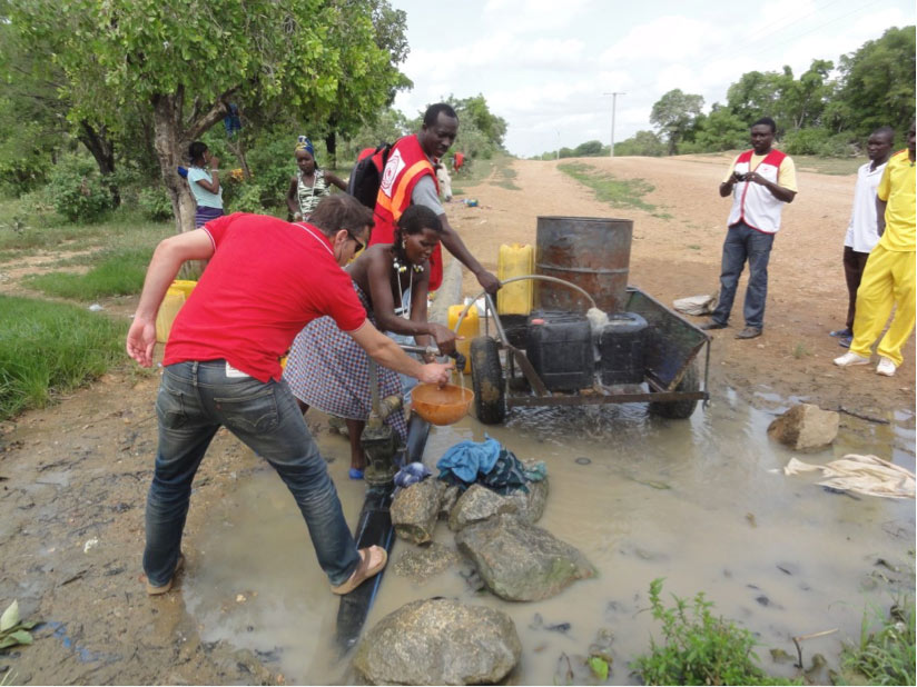 Clean Drinking Water - for Burkina Faso