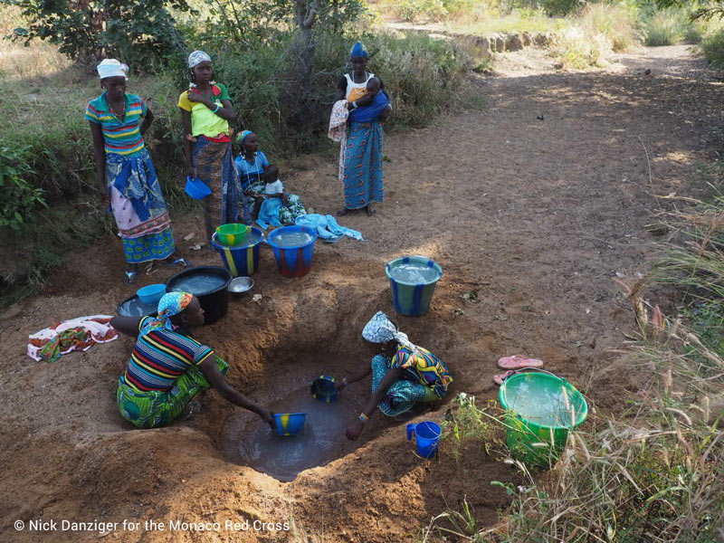 Clean Drinking Water for Burkina Faso 2
