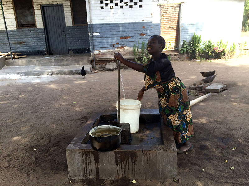 UPDATE: CLEAN WATER FOR NKOPE HILL MISSION 2