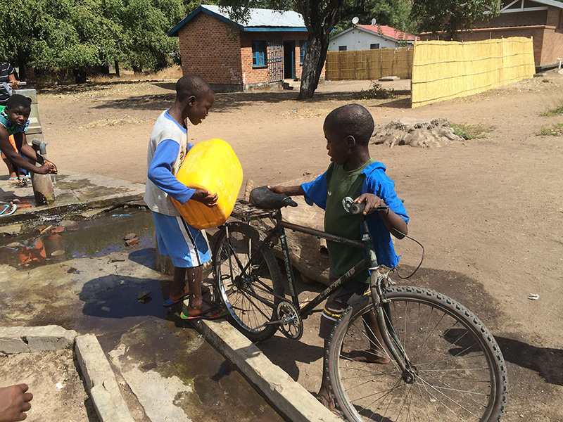 UPDATE: CLEAN WATER FOR NKOPE HILL MISSION 3