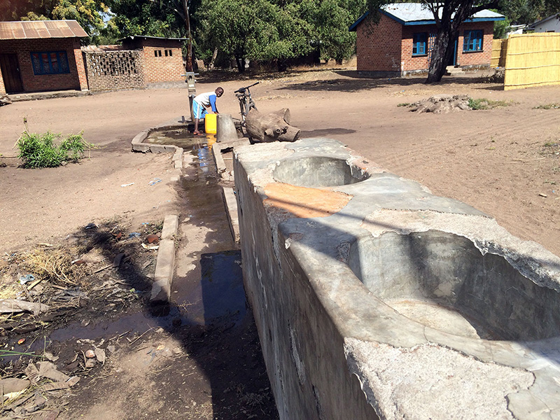UPDATE: CLEAN WATER FOR NKOPE HILL MISSION 1