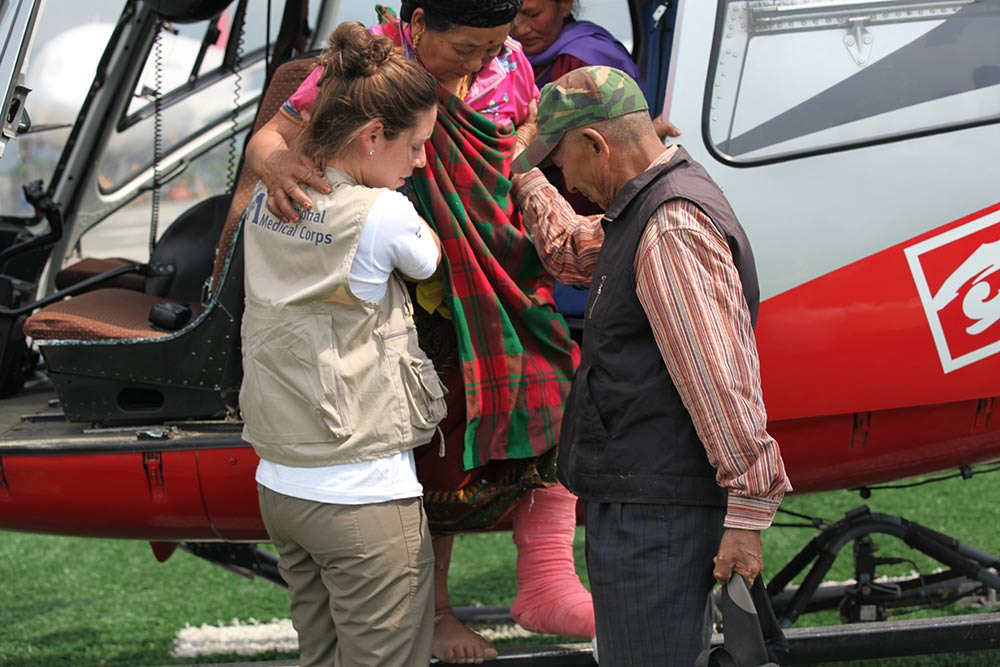 Nepal Earthquake Relief 2