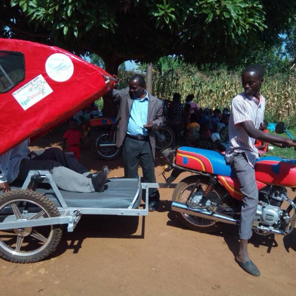 Village Ambulances in Uganda 2