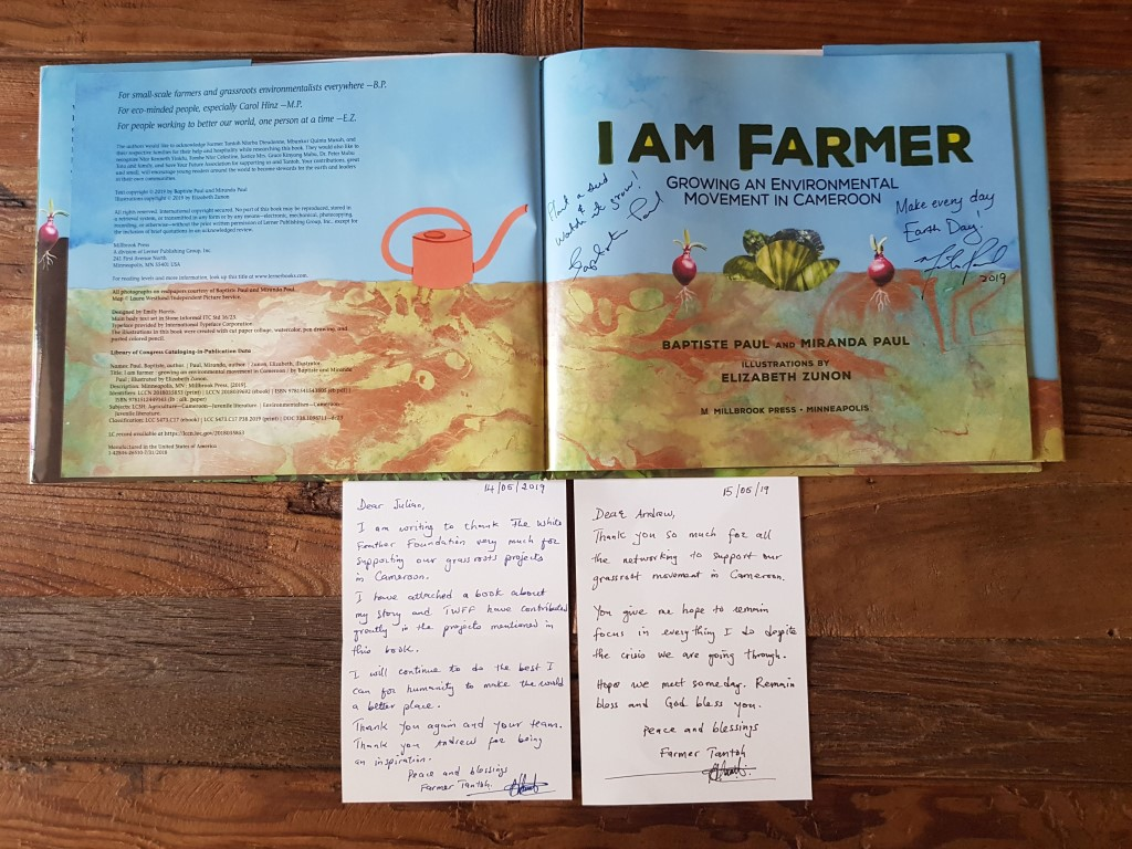 A Lovely Message from Farmer Tantoh 1