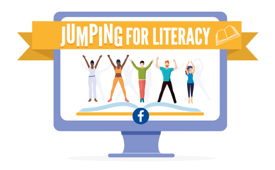 Jump for Literacy