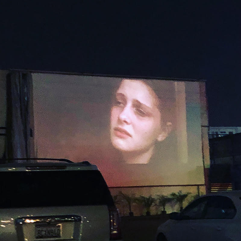 Angie Drive In