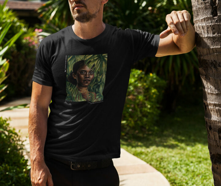 Limited Edition 2021 Earth Day Conserve Life T-shirt by Marion Kamara 3