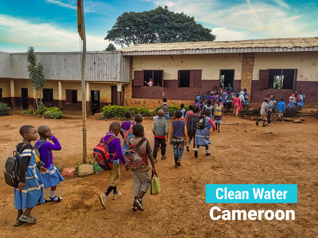 Cameroon Clean Water