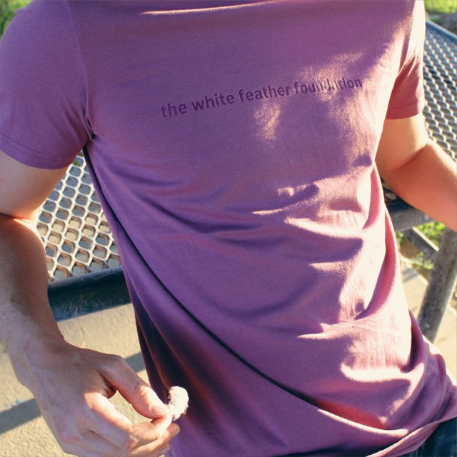 The White Feather Foundation T-Shirt 1