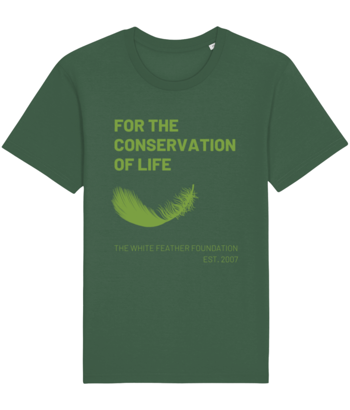 Conserve Life Feather Story T-Shirt - 2021 5